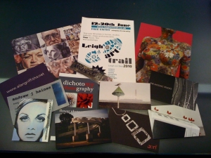 Art Trail Biz Cards
