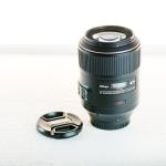 105 mm VR lens