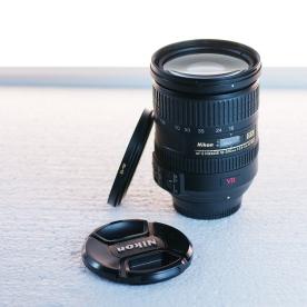 Nikon 18-200mm VR