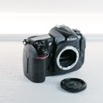 Nikon D300 body 2 front